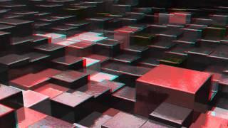Ariston - animacja logotypu 3D stereoskopia