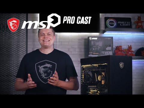 MSI Pro Cast