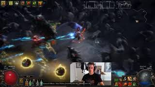 "Zapętlaj Lacerate ""Melee"" Gladiator in Endgame & Uber Elder 