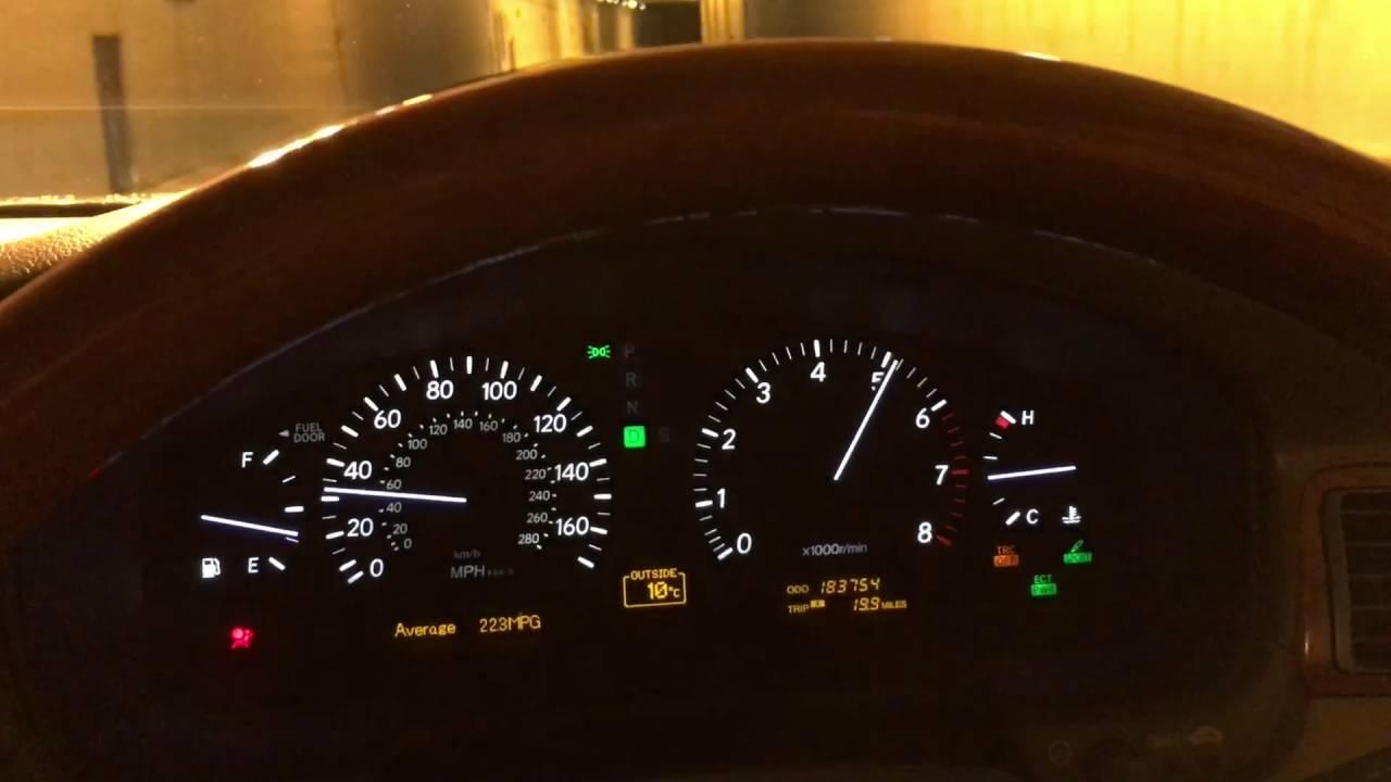 Lexus ls430 0 60