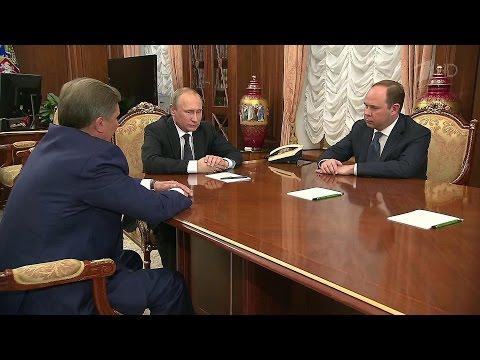 Антон Вайно назначен руководителем администрации президента РФ.