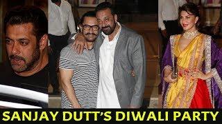 Download lagu Salman Khan Aamir Khan Jacqueline Fernandez Shilpa Shetty at Sanjay Dutt s Diwali Party 2017 MP3