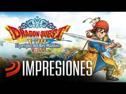 Dragon Quest VIII - Su magia JRPG llega a 3DS