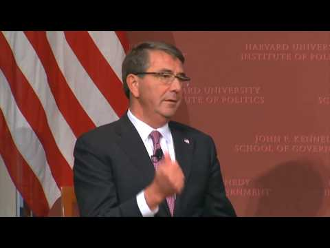 Ash Carter: National Security Challenges Around the World