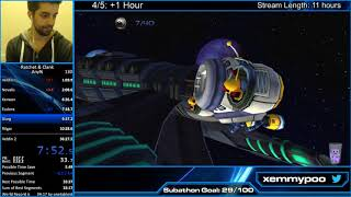 Ratchet and Clank 1 Any% Speedrun in 34:53
