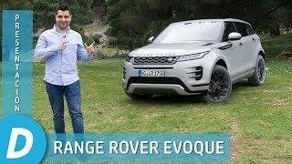 Range Rover Evoque 2019 | Primera Prueba | Review en español | Diariomotor