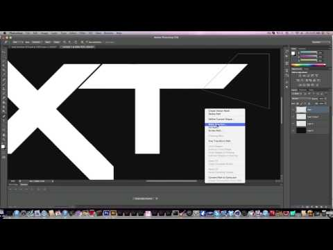 how to make a text logo