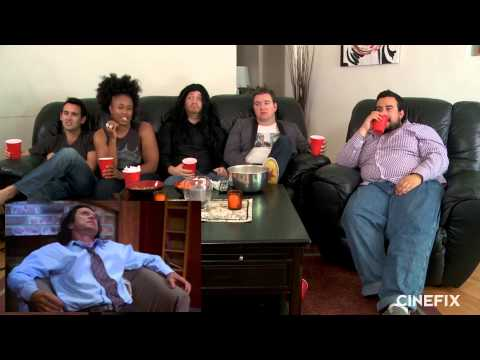 Getting Drunk to The Room:  CUT With Extra Spoons!   Movie Buzz