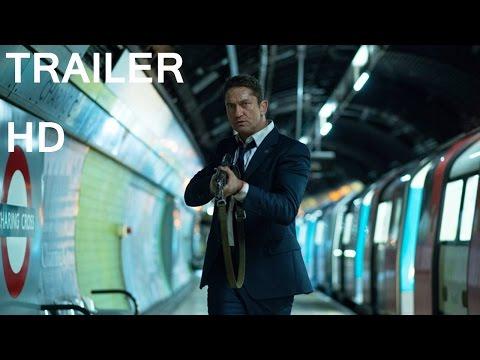 London Has Fallen - Trailer | Premiär 4 mars - Babak Najafis Hollywood-debut