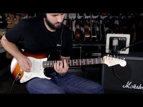 Vox Mini3 G2 -  Amp Demo
