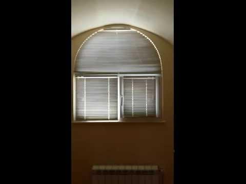Горизонтальные жалюзи для окон с арками.. +994503180804 БАКУ