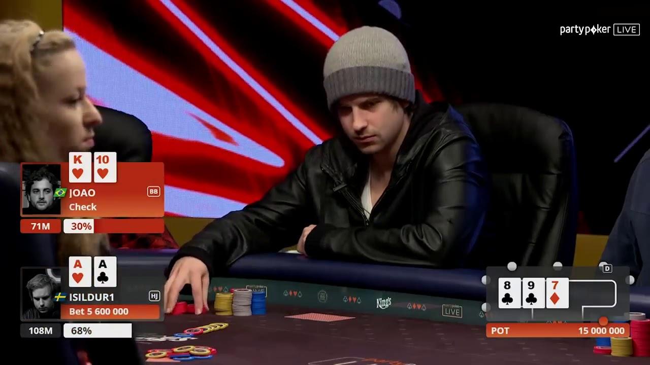 Overbetting isildur1 heads ferrer murray betting tips
