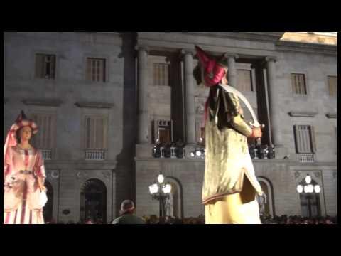 La Mercè 2009 - Toc d