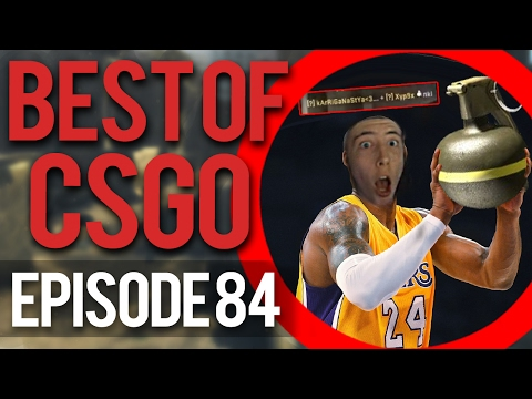 BEST OF TWITCH CS:GO EPISODE 84 - INSANE JUMPING VAC SHOT 's