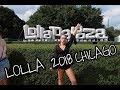 Chicago Vlog: LOLLAPALOOZA 2018