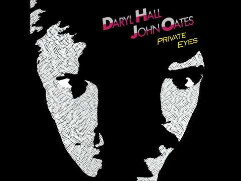 Private Eyes - Hall and Oates (Karoake)