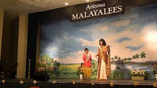 Vennila Chandana Kinnam @ Arizona Malayalees Onam 2014