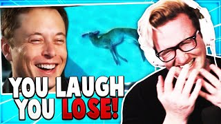 You LAUGH, You SUBSCRIBE (Try Not To Laugh Challenge) thumbnail