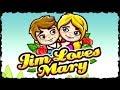 Jim Loves Mary Full Game Walkthrough All Levels