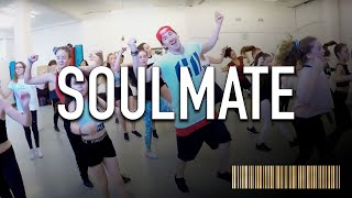 SOULMATE by Lizzo | Beginner Commercial Dance Choreography