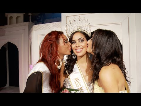 Nederlandse Ghizlane wint Miss Maghreb Verkiezing