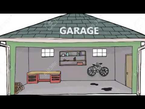 Partes de la casa en ingles youtube for Garage total ozoir la ferriere