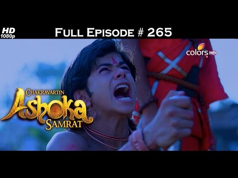 Chakravartin Ashoka Samrat - 1st February 2016 - चक्रवतीन अशोक सम्राट - Full Episode(HD)