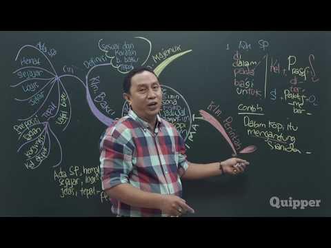 Quipper Video - Bahasa Indonesia - Ragam Kalimat [SMA]