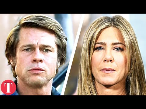 The Truth About Brad Pitt and Jennifer Aniston's Secret Relationship Mp3