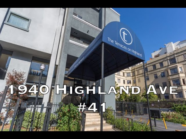 1940 Highland Ave #41, Los Angeles, CA 90068