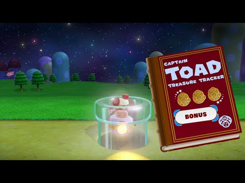 Captain Toad Treasure Tracker: Level Speedruns Part 4