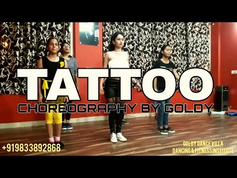 Tattoo abcd 2 by goldy dance villa girls beginner batch