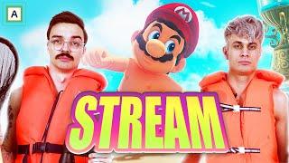Super Mario VS PappaBowser (LIVESTREAM)