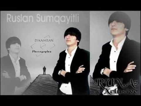 Ruslan Sumqayitli ft Elya   Aldanma 2o13