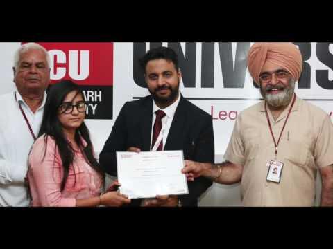 Tech Mahindra Placements at Chandigarh University