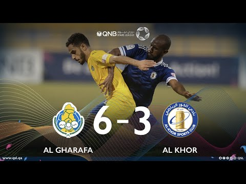 Al Gharafa Al Khor Match Highlights