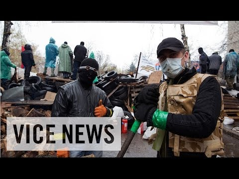 More Buildings Occupied by Pro-Russian Forces: Russian Roulette (Dispatch 25)