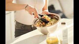 Mon alimentation en confinement, pour bien digérer ET avoir une qualité de nutriments optimale pour ainsi, bien me sentir, décupler mon énergie, avori clarté ...