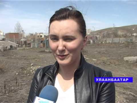 Русское кладбище в Улан Баторе RUS