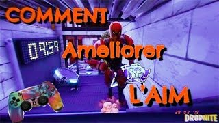 La MEILLEUR MAP D'ENTRAINEMENT AIM/EDIT SUR FORTNITE ! PS4-PC-ONE-SWITCH