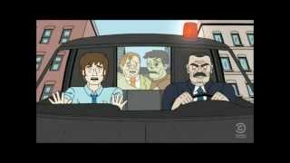 Ugly Americans - Grimes Moments Part 2