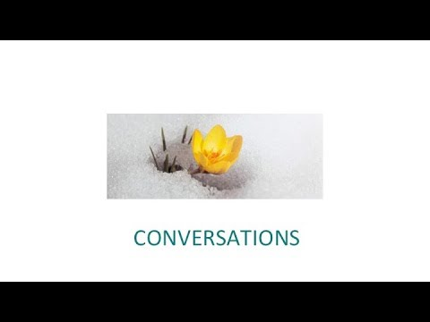 Conversations — A comment on investor psychology