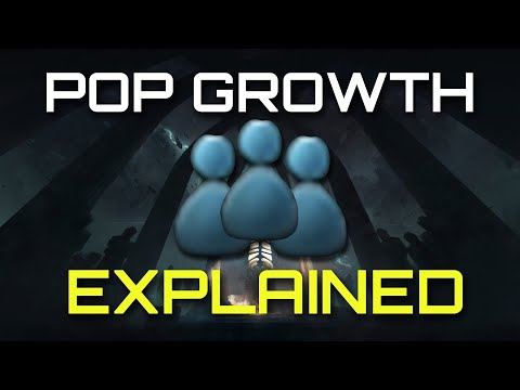 「Stellaris」Pop Growth Mechanics Explained - 3.0 Nemesis |
