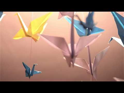 Легенда про оригами журавликов