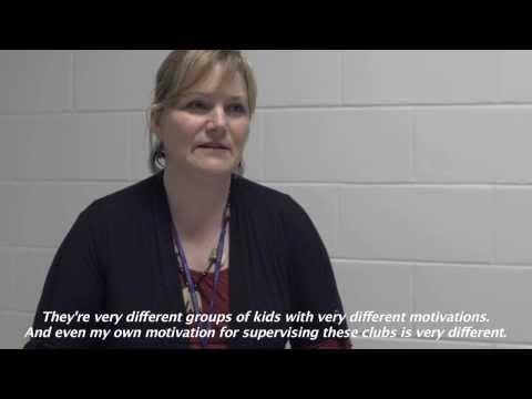 Teachers: Types of Clubs Clip 6