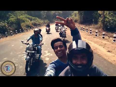 Nalco To Tikarapada Sunday Bike Riding With My TRR Friends
