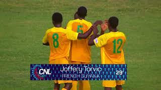 CNL 2018: Anguilla vs French Guyana Highlights