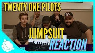 Twenty One Pilots - JUMPSUIT REACTION