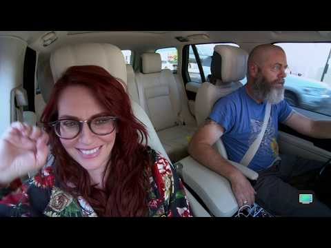 Carpool Karaoke: The Series  Megan Mullally & Nick Offerman  Apple TV app