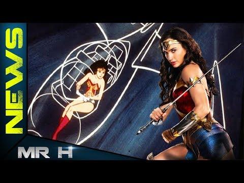 Wonder Woman Invisible Jet LEAKED Wonder Woman 1984 News